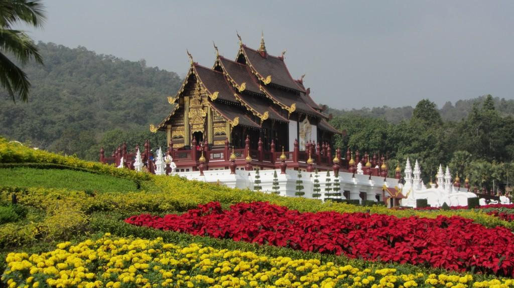 Royal Flora, Chiang Mai
