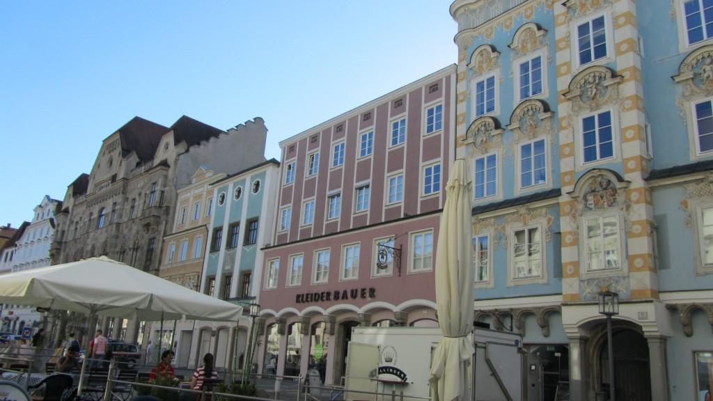 Stadtplatz in Steyr