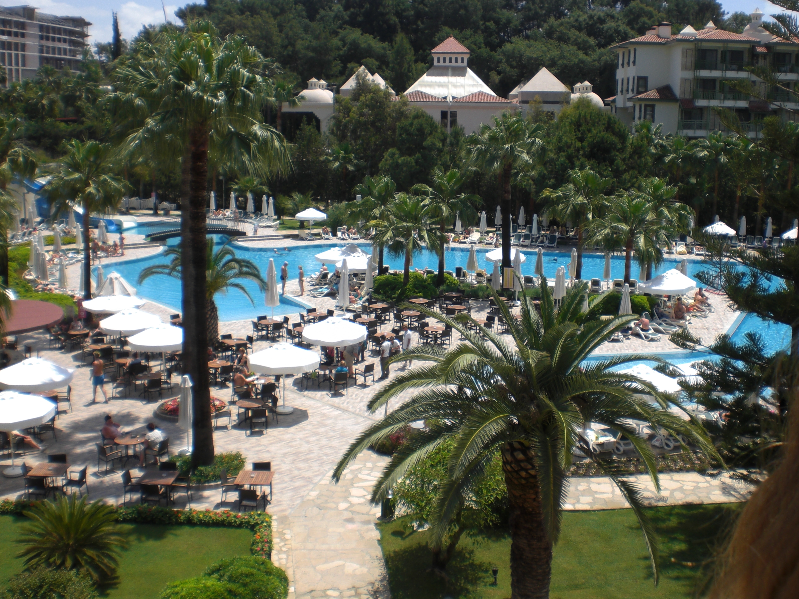 Turkei Side Hotel Defne Garden