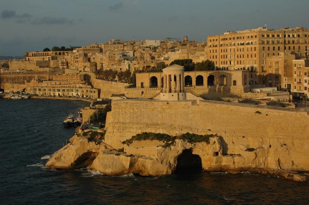 Malta-Stadt