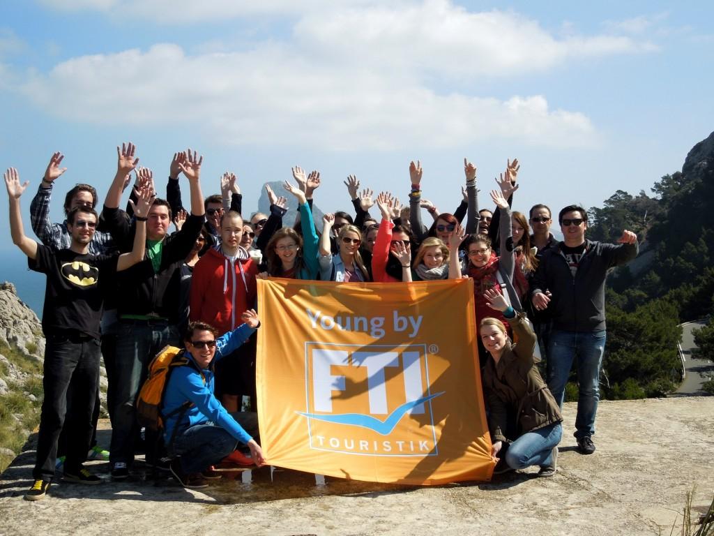 Gruppe Cap Formentor