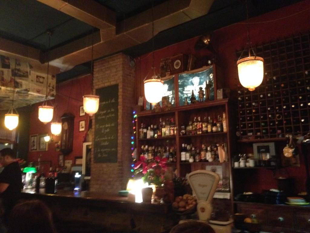 Tapas Bar Trastienda