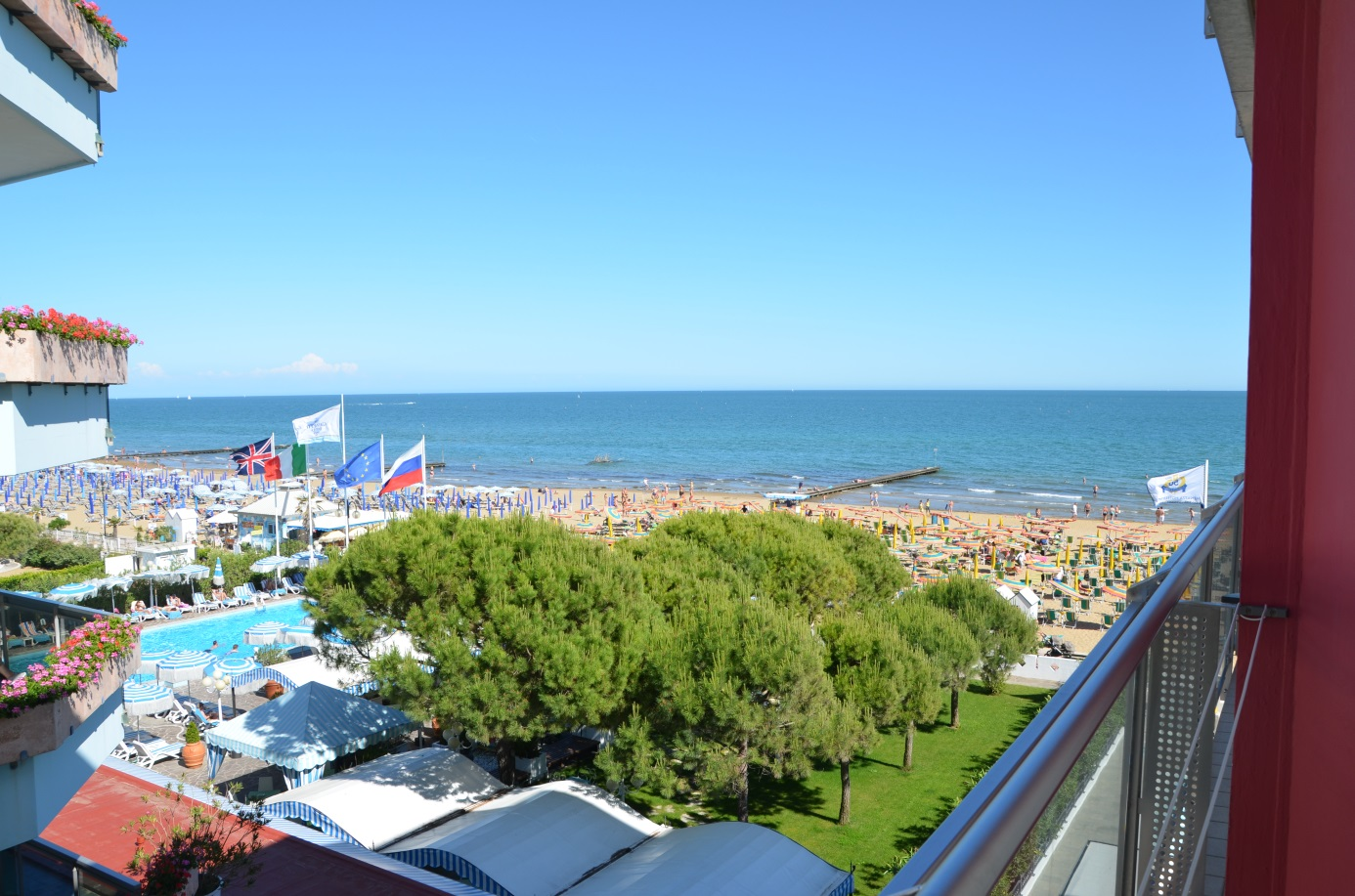 Hotelcheck obere adria gruber reisen reiseblog for Hotel in warnemunde direkt am strand