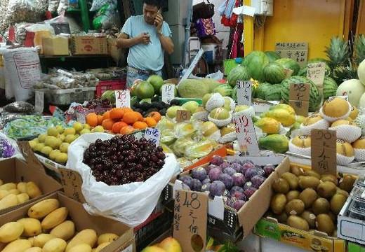 Gemüse- & Blumenmarkt