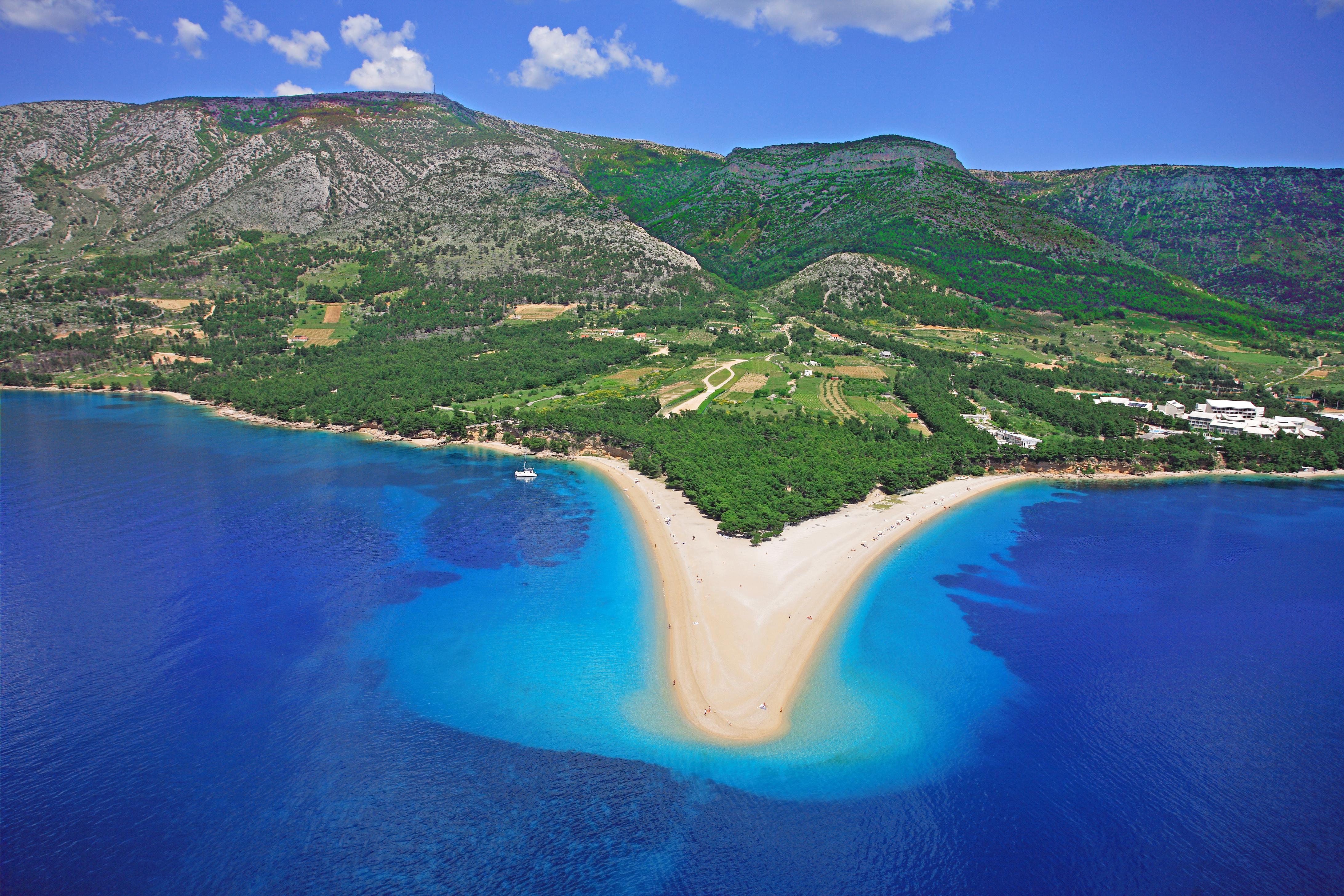 вам пляж золотой рог в хорватии фото бульвар москве