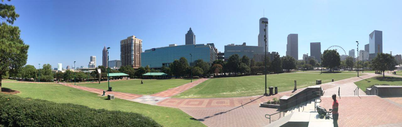 wo man Leute in Atlanta trifft