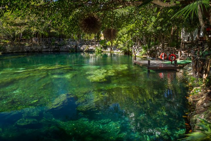 © Sandos Caracol Bodas Caracol Cenote