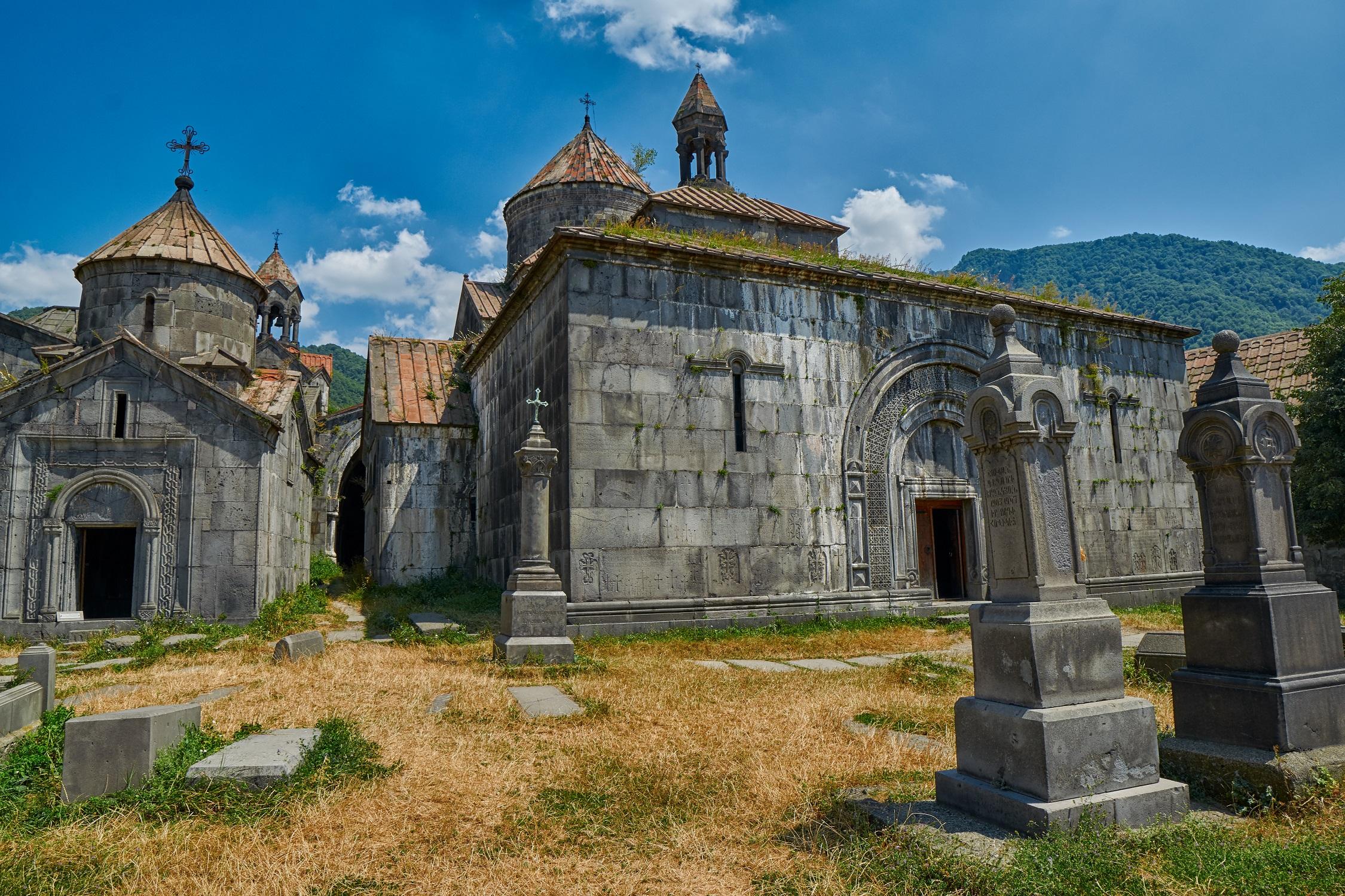Kloster Hagphat, Armenien