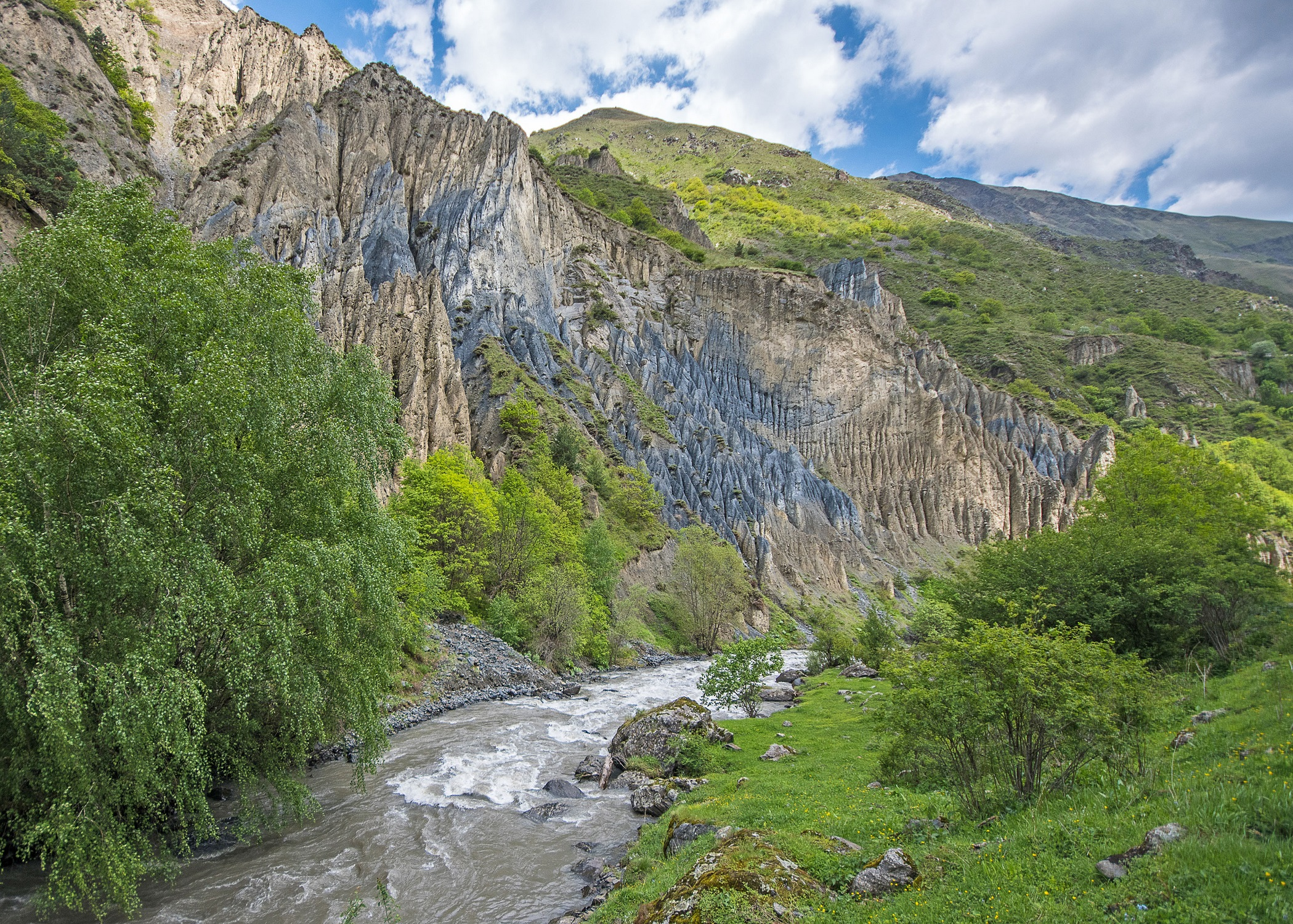 Kaukasus, Georgien