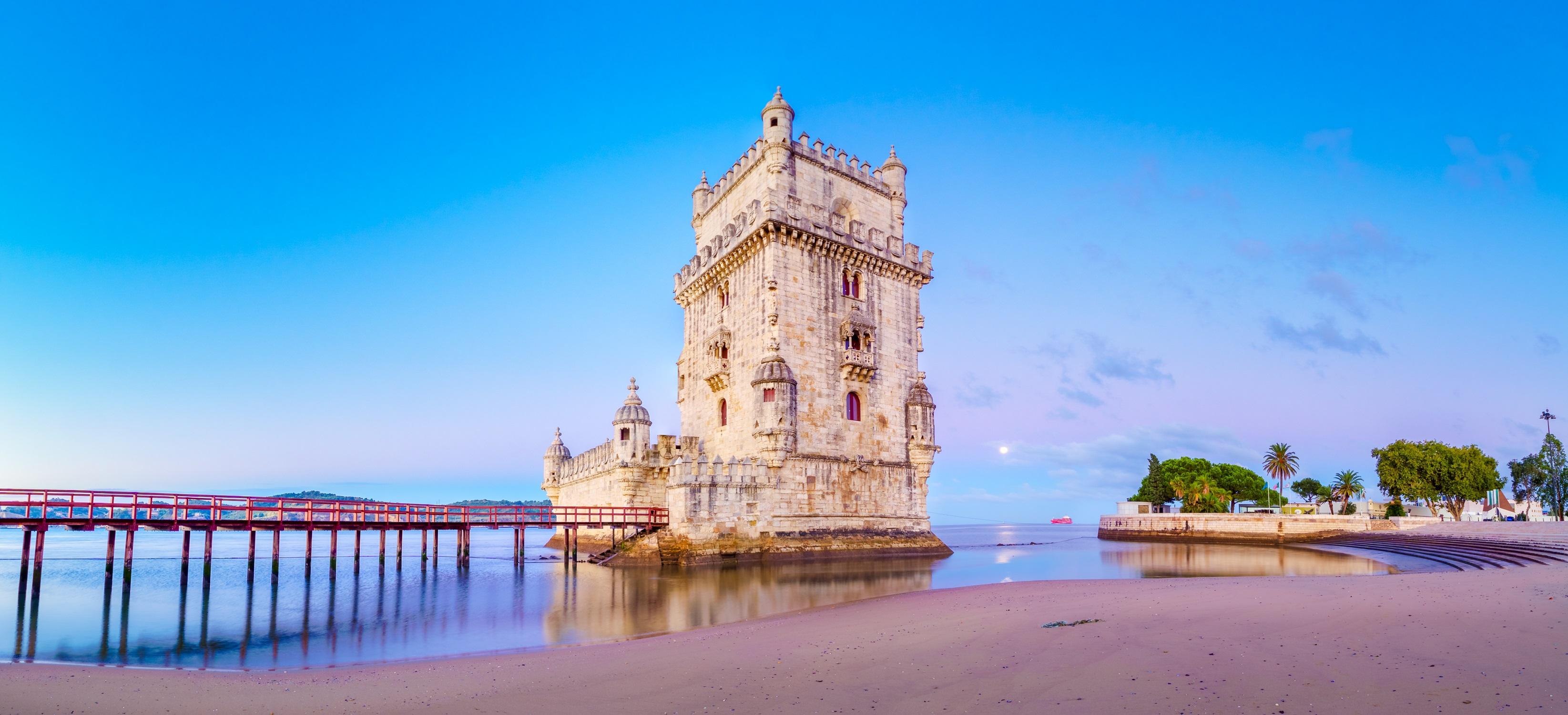 Turm von Belém, Portugal