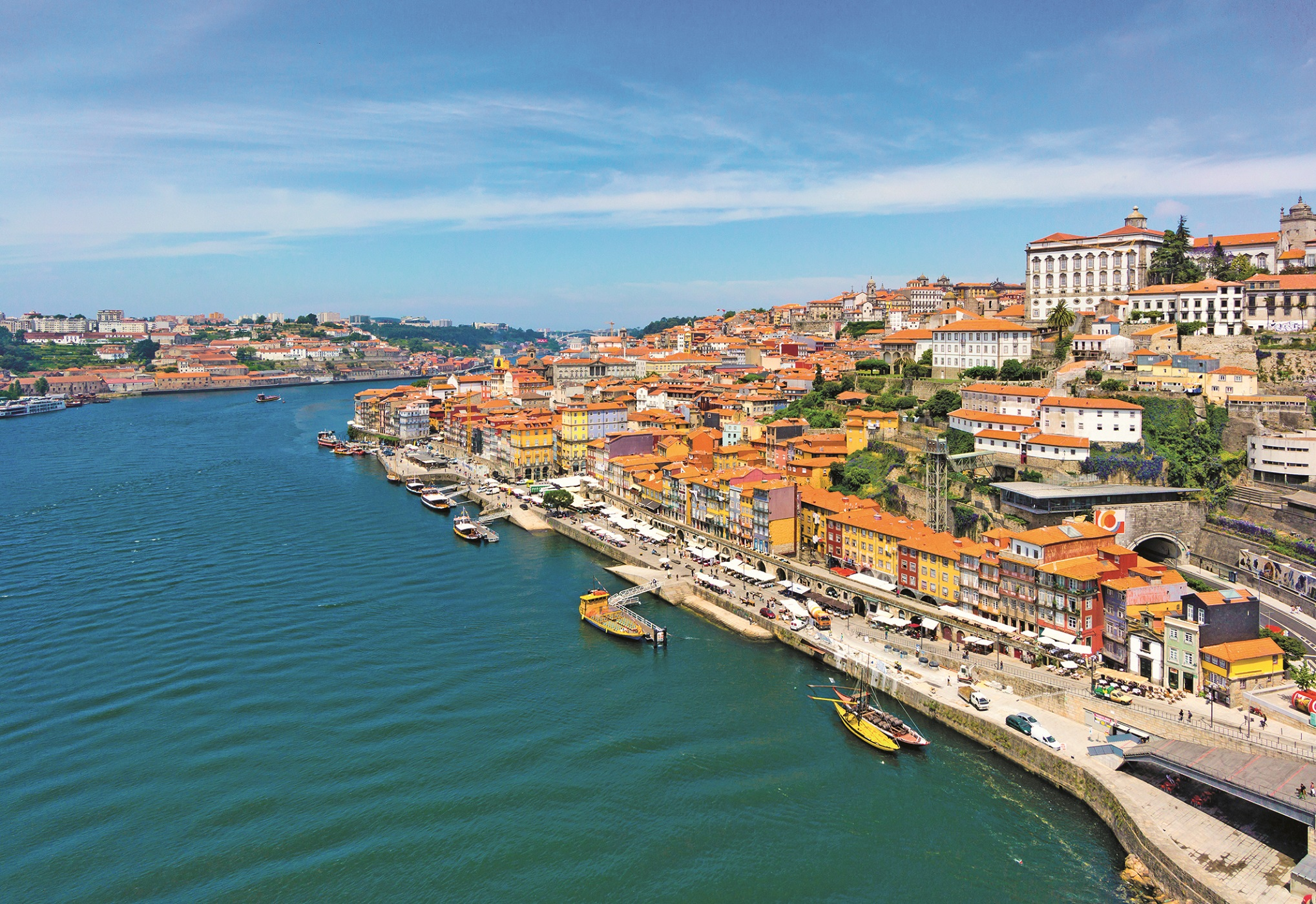 Barockstadt Porto, Portugal