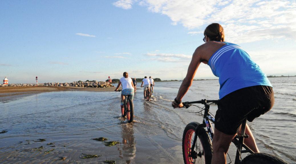 Rahrradtouren rund um Gado